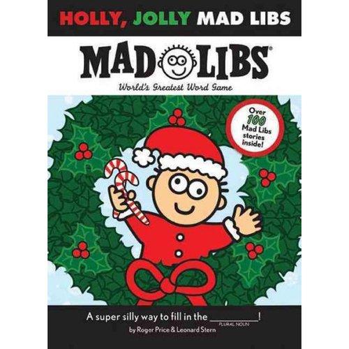 Holly, Jolly Mad Libs