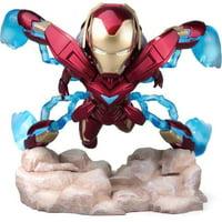 Marvel Mini Egg Attack Iron Man Action Figure