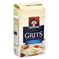 Quaker Quick 5-Minute Grits, 80 oz Bag