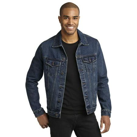 Port Authority® Denim Jacket. J7620 Denim Blue 2Xl - image 1 of 1