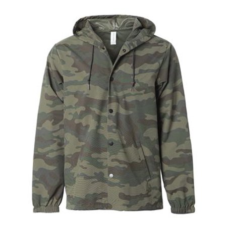Independent Trading Co.. Forest Camo. 3Xl. Exp95nb. 00846798185822 - image 1 de 1