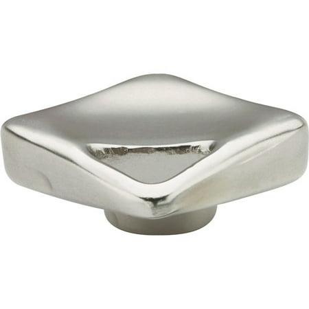 5 Pack Ni Sq Cutout Knob P03136 Mn Cabinet Pull Colors BRAINERD MFG C