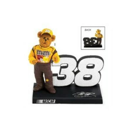 "Boyds Bears 4.75"" Elliott Sadler # 38 NASCAR # 919497 - image 1 de 1"