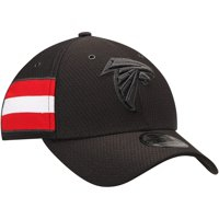 Atlanta Falcons New Era Kickoff Reverse 39THIRTY Flex Hat - Black