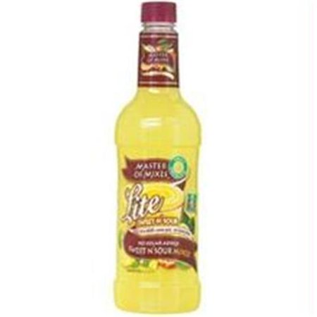 Master of Mixes Sweet and Sour Mixer, 33.8 fl oz