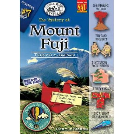 The Mystery at Mt. Fuji : Tokyo, -