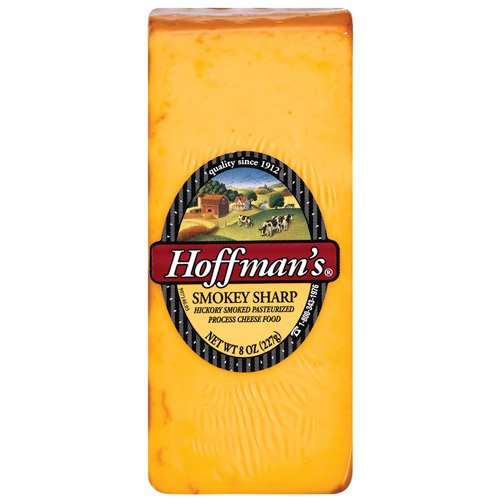 Hoffman's Smokey Sharp Cheese, 8 oz