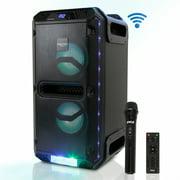 Best Pyle Floor Standing Speakers - Pyle PWMKRDJ89BT - PA Loudspeaker & Micro System Review