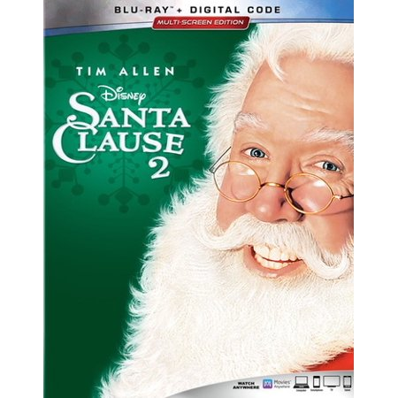 Santa Clause 2 (Blu-ray + Digital Copy)