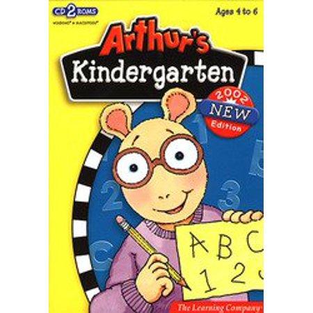 "Arthur""s Kindergarten - image 1 of 1"