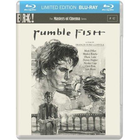 Rumble Fish (1983) [ NON-USA FORMAT, Blu-Ray, Reg.B Import - United Kingdom ]](Matt Dillon Miss Kitty)
