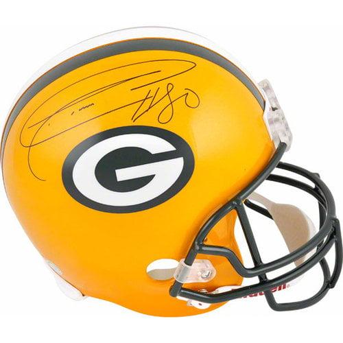 NFL - Donald Driver Green Bay Packers Autographed Replica Helmet