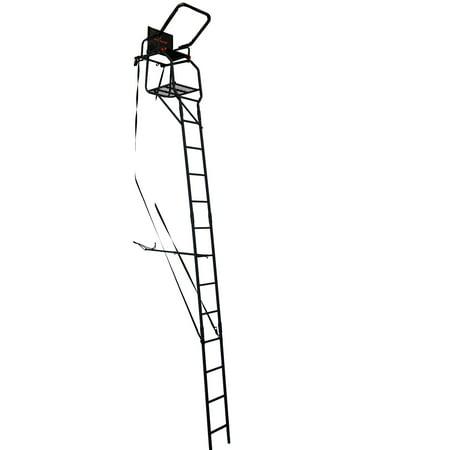 Big Game Striker XT 16 Foot Ladder Treestand