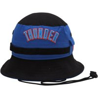 Oklahoma City Thunder New Era Bucket Stack Hat - Black