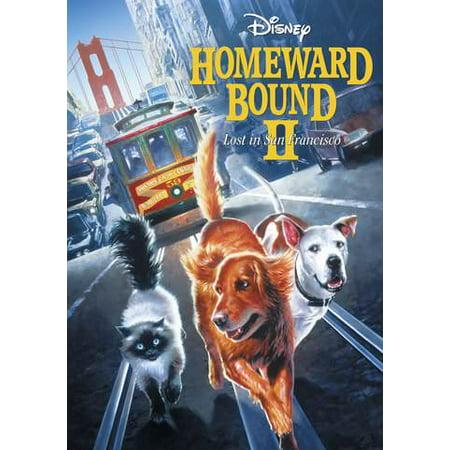 Homeward Bound 2: Lost in San Francisco (Vudu Digital Video on (Homeward Bound Ii Lost In San Francisco)