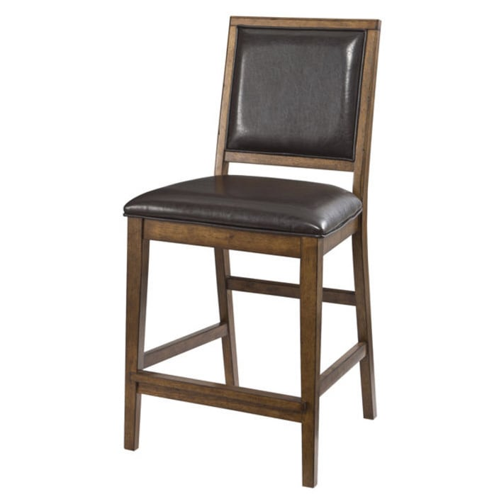 Intercon Santa Clara Bonded Leather Dining Chair (Set of 2)