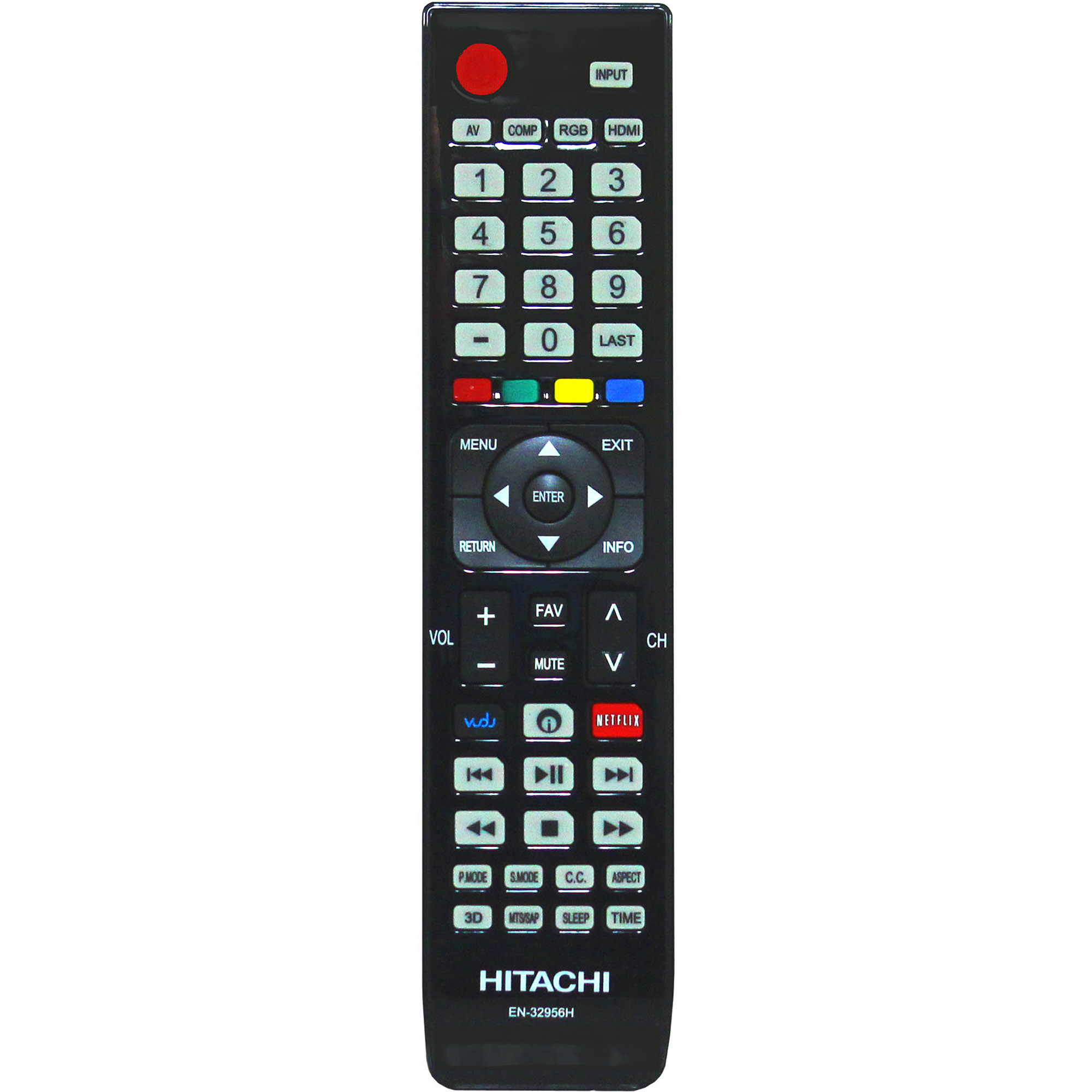 "HITACHI LE48W806 48"" Class LCD-LED 1080p 120Hz  3D SMART  (1.56"" ultra-slim) HDTV"