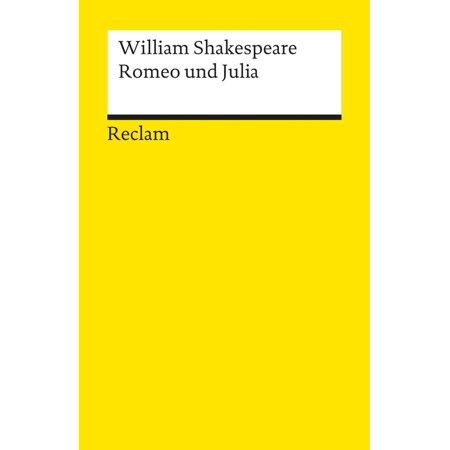 Romeo und Julia - eBook (Romeo And Juliet Best Scenes)