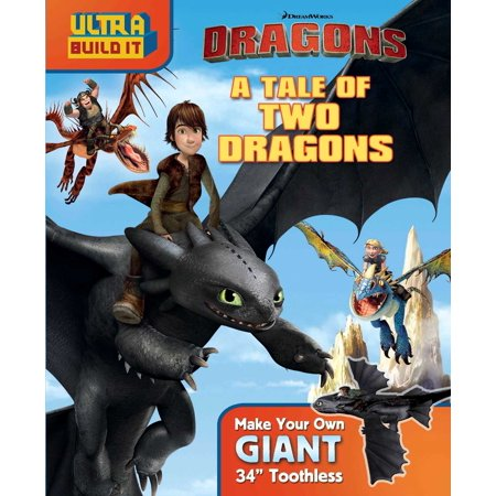 Dreamworks Dragons: A Tale of Two Dragons for $<!---->