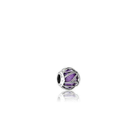 Purple Kids Charm - Purple Intertwining Radiance Charm - 791968ACZ