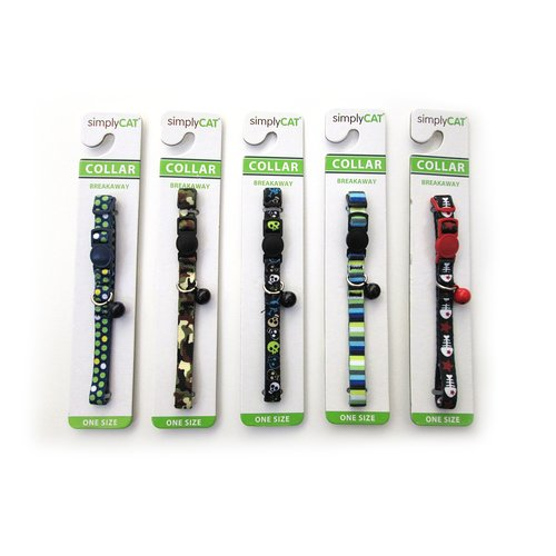 Simply Cat Assorted Collars