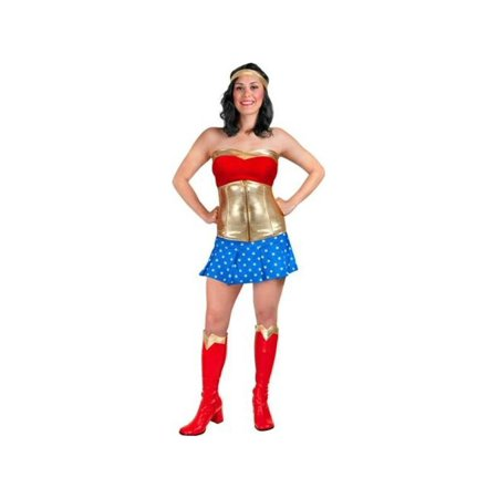 Adult Sexy Wonder Woman Costume (Wonder Woman Adult Costume)