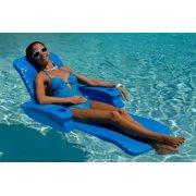 Baja II Floating Swimming Pool Chaise Lounge