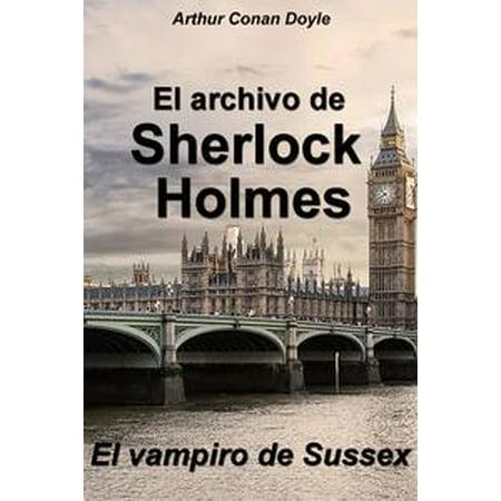 El vampiro de Sussex - eBook (Halloween Disfraz De Vampiro)