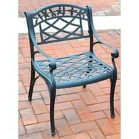 Crosley Sedona Cast Aluminum Arm Chair - Set of 2