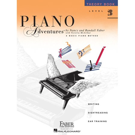 Piano Adventures Level 2B  Theory Book  2nd Edition - image 1 de 1