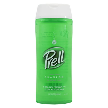 Prell Classic Clean Shampoo For All Hair Types 13.5 Fl.