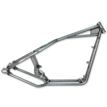 Drag Specialties K15120 Sportster Rigid Frame - 30 Degree Rake, 0in ...