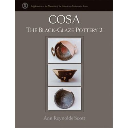 Cosa: The Black Gaze Pottery II