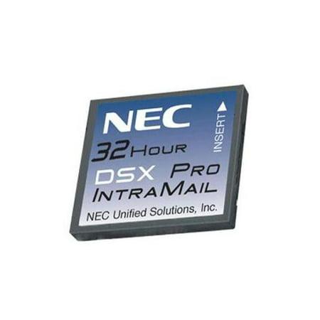 NEC-1091053 VM DSX IntraMailPro 8Port 32Hr Voicemail