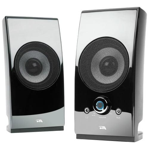 Cyber Acoustics CA-2027 5-Watt Powered Speaker System
