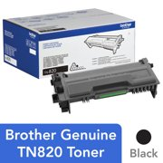 Brother Genuine Toner Cartridge, TN820, Page Yield Up To 3,000 Pages