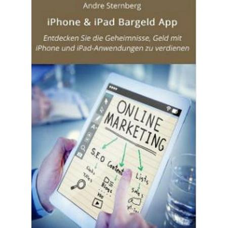 iPhone & iPad Bargeld App - eBook