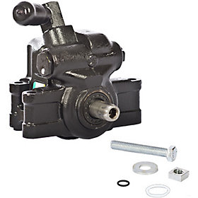 Motorcraft Stp63rm Remanufactured Power Steering Pump