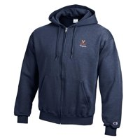 University of Virginia Cavaliers Full Zip Hoodie Champion ECO Full Zip