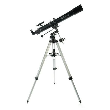 Celestron PowerSeeker 80 EQ Telescope (Best Starter Telescope Reviews)