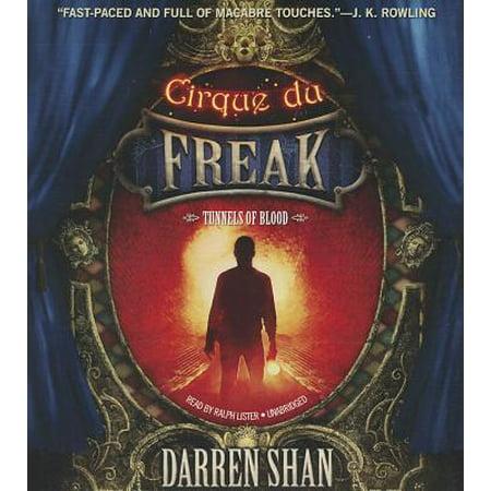 Cirque Du Freak: Saga of Darren Shan: Tunnels of Blood