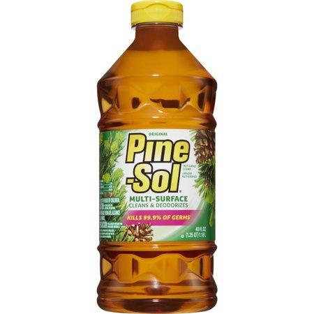 Pine-Sol Multi-Surface Cleaner, Original, 40 oz Bottle