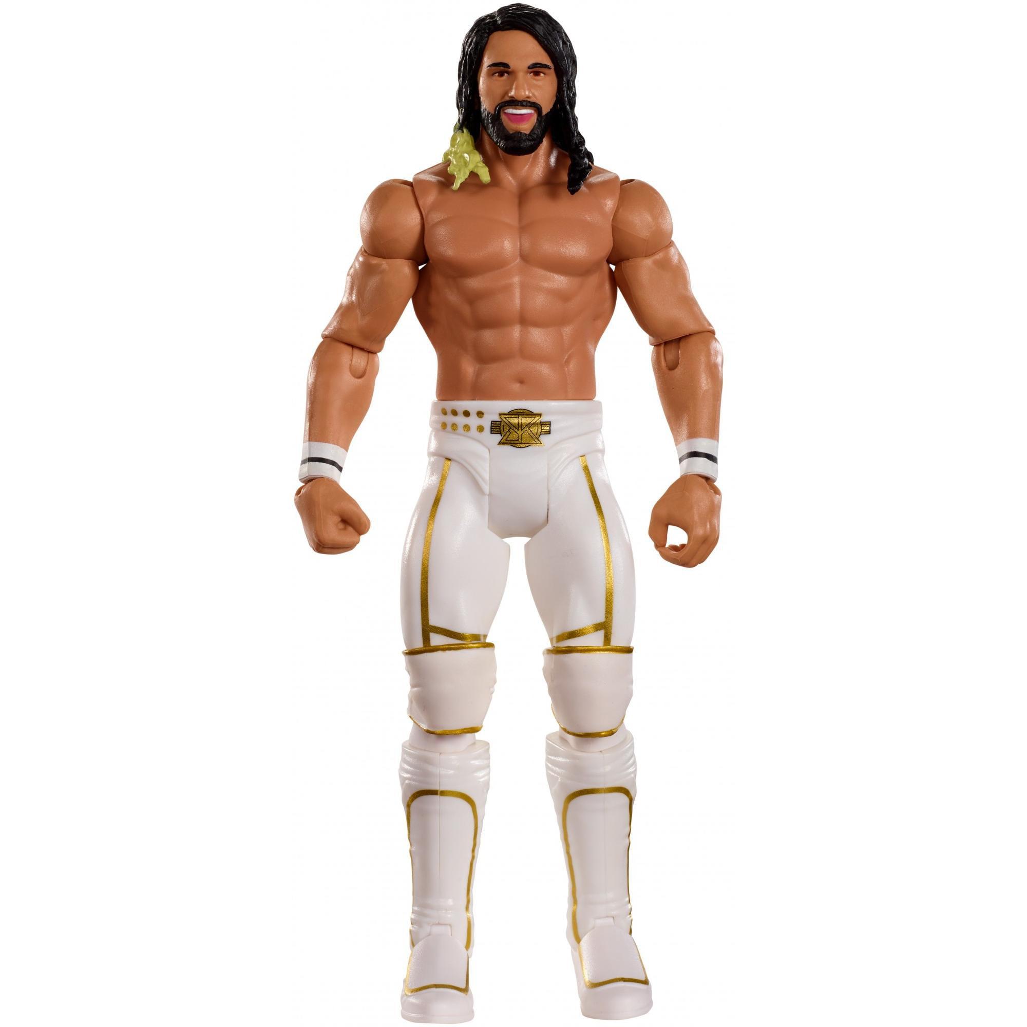 WWE Seth Rollins Action Figure by Mattel