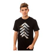 Black Scale Mens The Fallen From Grace Graphic T-Shirt