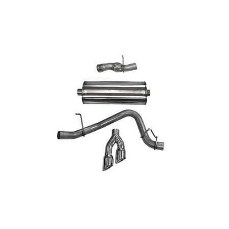 Corsa Performance 14826 Sport Cat-Back Exhaust System Corsa High Performance Exhaust System