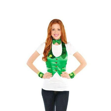 St. Patty's Day Ladies Leprechaun for $<!---->
