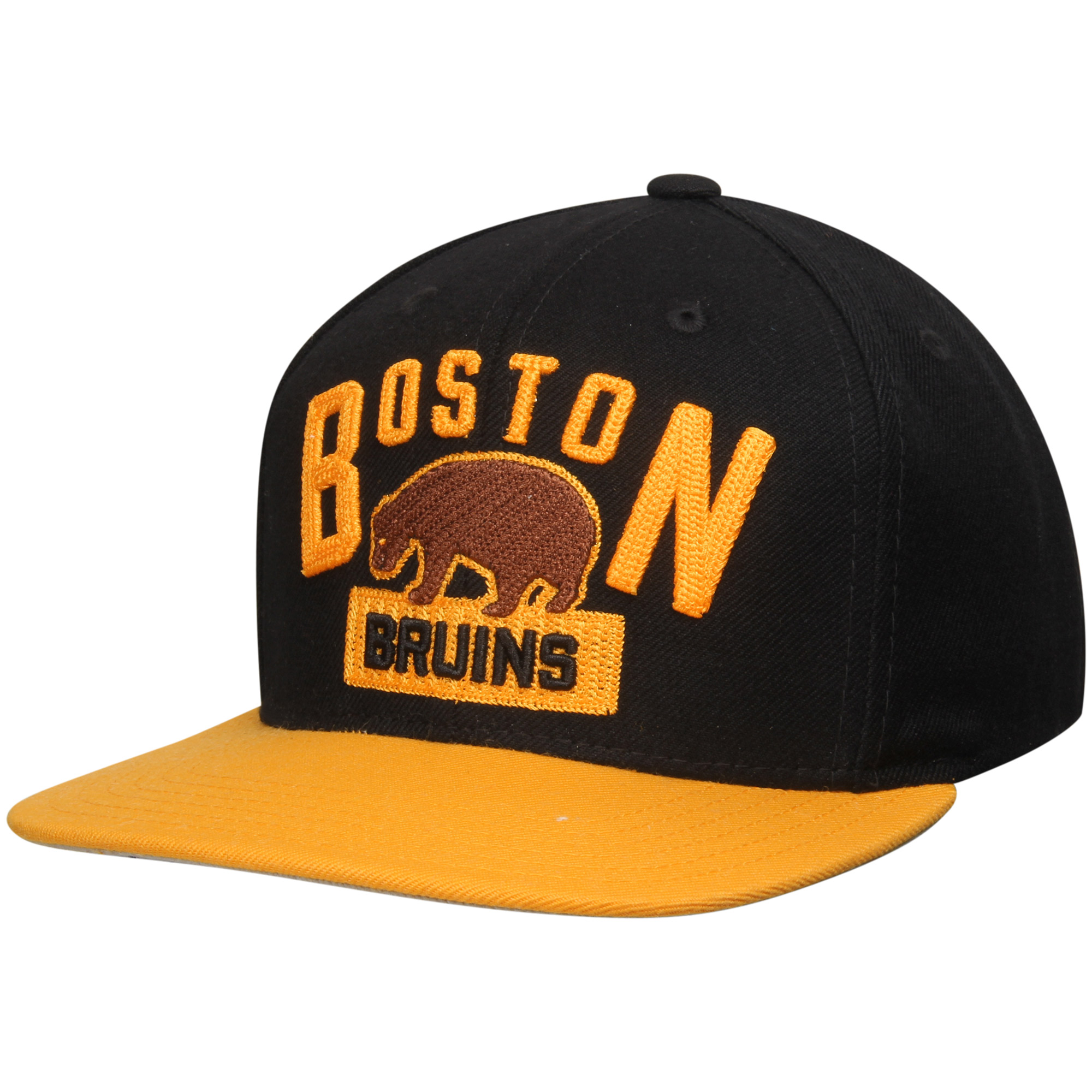Boston Bruins Youth 2016 Winter Classic Coaches Adjustable Hat Black OSFA by Outerstuff