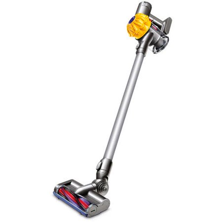 dyson v6 slim cordless vacuum. Black Bedroom Furniture Sets. Home Design Ideas