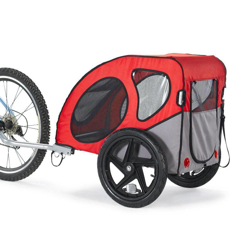 PetEgo EGR Kasco Dog Bike Trailer - Large