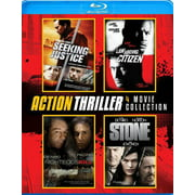 Action Thriller 4 Film Collection (Blu-ray)